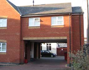 house to let in Kettering